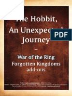 War of the Ring - Add-On - The Hobbit, An Unexpected Journey