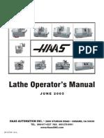 Haas SL-10 Operator Manual.pdf
