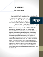 FIQH IKHTILAF
