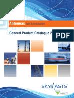 Sky Mast General Product Catalogue