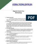 MPT Methodology
