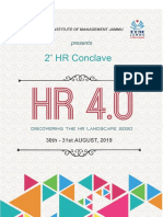 2nd HR Conclave Brochure