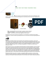 How a Speaker Works