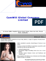 Camwill Global provide & supply broad range of Transportation services to our clients...