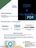 IBM Hyperconverged Seller Education May 8 2018