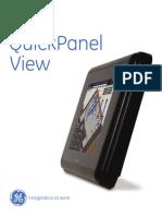 QuickPanel View Data Sheet