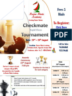 Checkmate Tournament