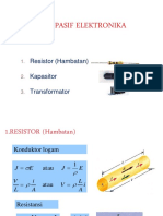 1_Komponen Pasif Elektronika - OK