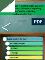 !Thesis Exam