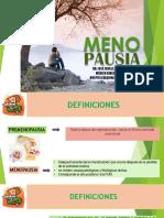 MENOPAUSIA - CLIMATERIO 2019-convertido.pptx
