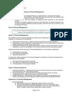 Financial-Management Unit1 Handouts