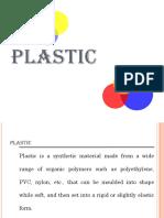 Plastic Final