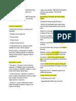 General Medical Notes