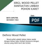 Woodpellet