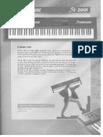 Fatar Studiologic Sl-2001