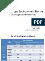 NTPC - Meeting New Enviromental Norms
