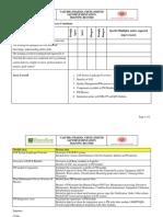 plant maintenance Training Record