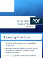 Circuit Rules - physics presentation