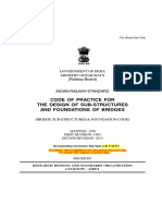 Foundation Substructure Code