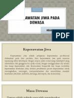 KEL. 2 (KEP. JIWA pada DEWASA).ppt