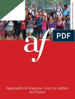 AF France Presentation
