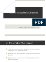 Liver and Spleen Diseases