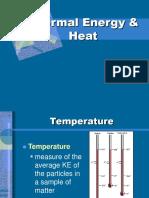 Measurement of Temp