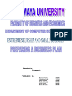 Business Plan Haima