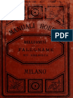 falegname ed ebanista 1887 Hoepli