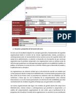 Programa FUGO Fechas SII 2019-2