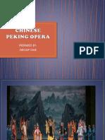 Chinese Peking Opera