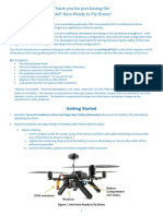Aero Ready to Fly Start Guide