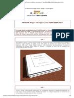 Come rilegare fotocopie in casa in modo facile ed economico