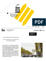Paris Design Week 2019 - dossier de presse