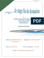 Rapport de Stage t.s.dtloo