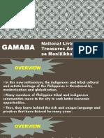 Gamaba Intro
