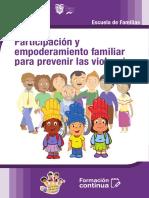 EF MODULO IV Participación y Empoderamiento Familiar Para Prevenir Las Violencias