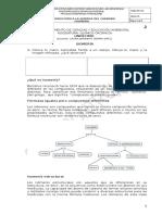 Guia Introducción a La Química Del Carbono. Isomería