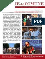 Notizie Dal Comune di Borgomanero del 02-09-2019 - Speciale Festa dell'Uva II