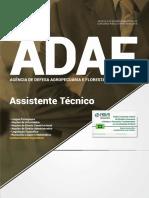 Adaf-Am 2018 - Assistente t Cnico