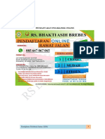 Pendaftaran Poliklinik Online