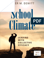 School Climate Leading With Collective Efficacy