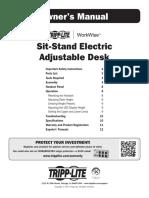 Tripp Lite Owners Manual 753416