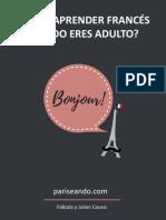 Aprender Francés Cuando Eres Adulto