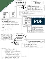 Tcl Job aid Synopsys