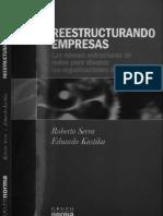 Reestructurando Empresas - Cap 1 a 4 (Serra)