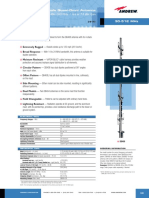 Antena Andrew Bdb 408 Data Sheet