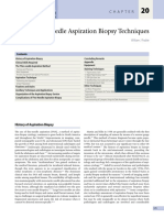 CHAPTER 20 Fine Needle Aspiration Biopsy Techniques 2008 Comprehensive Cytopathology Third Edition