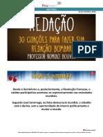 (REDAÇÃO)30 Citações.pdf · Versão 1