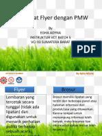 Membuat Flyer dengan PMW.pptx